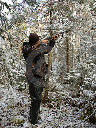 Free Hunter Stock Photography - 11367612