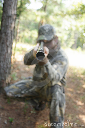Free Hunter - Hunting Stock Photography - 680182