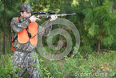 Hunter - Hunting - Sportsman