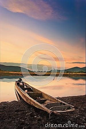 Hunter s boat