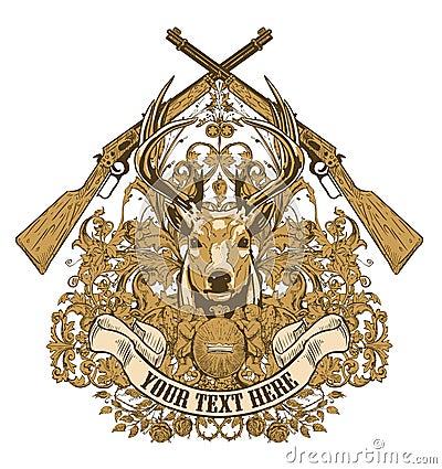 Hunters trophy design
