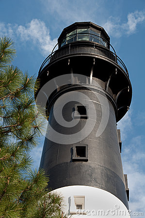Free Hunting Island Light In Beaufort, South Carolina Stock Photos - 28976063
