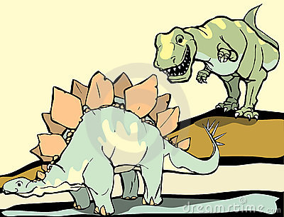 Hunting the Stegasaurus