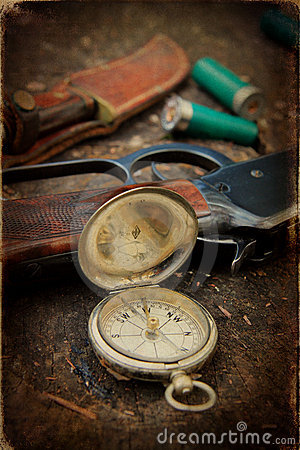Free Hunting Still Life Royalty Free Stock Photos - 16466038