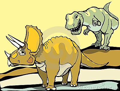 Hunting the Triceratops