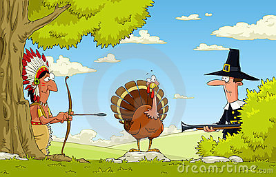 Hunting for turkey