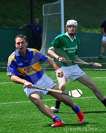Hurling Royalty Free Stock Photo - Image: 10472465
