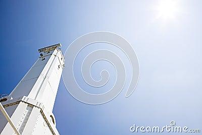 Huron Harbor Lighthouse