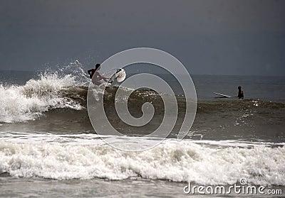 Hurricane Irene Editorial Stock Image