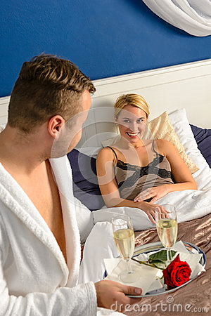 how to flirt with your husband in bed? Scarlet Lillies