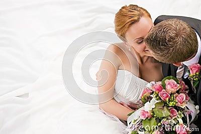 Huwelijk - tederheid