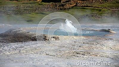 Hveravellir hot spring