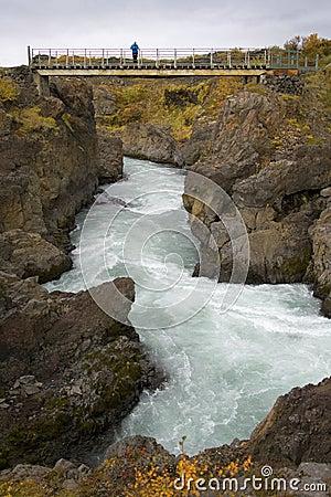 Hvita River - Husafell - Iceland