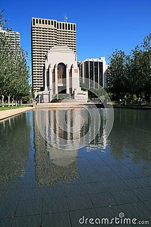 Hyde park monument