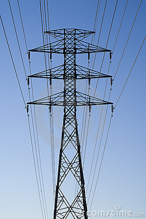 Free Hydro Electric Tower Stock Images - 13465214