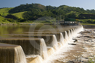Hydroelectricity Power Station