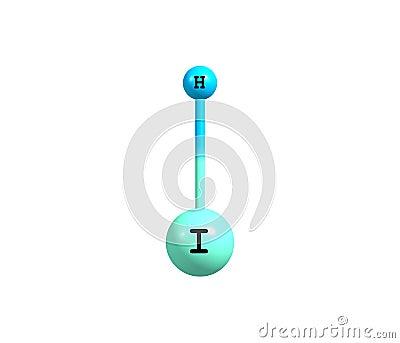 Iodine Gas