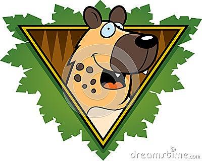 Hyena Safari Icon