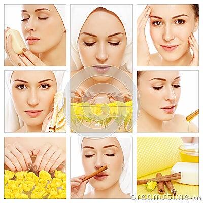 Hygiene and skin care
