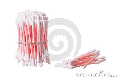 Hygienic cotton sticks