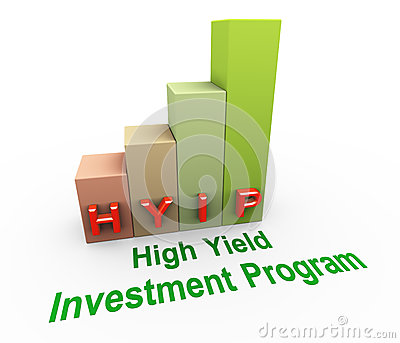 Hyip high yield investment program