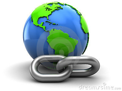 Link Sign Icon. Hyperlink Symbol. Royalty Free Stock ...