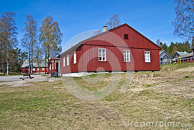 Høytorp Fort (old building)