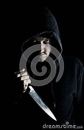 νεολαία μαχαιριών εκφοβ&i