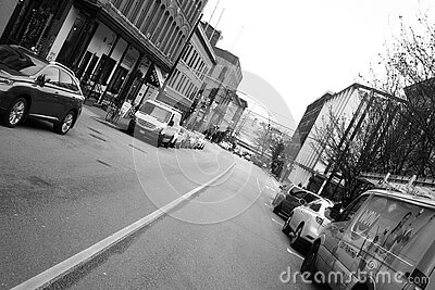 I Can Imagine This Street With 2 Full Bicycle Lanes, Lots Of Room For Pedestrians And Computer Controlled Transit At 20-30km/h ! 2 Free Public Domain Cc0 Image