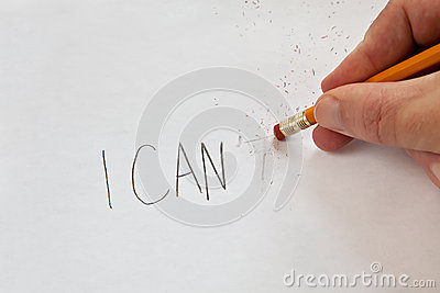I Can. Positive Thinking