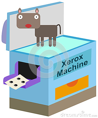 Xerox Cartoons Xerox Pictures Illustrations And Vector