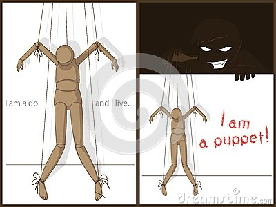 I am a doll