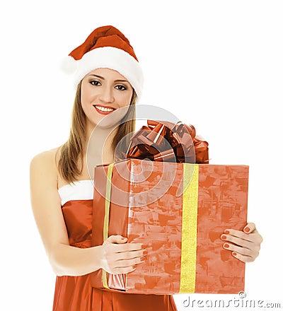 I got a present for you!
