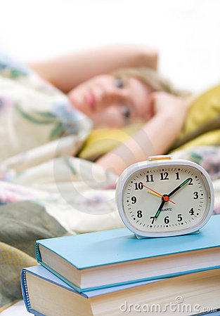 Free I Hate Alarm Clocks Stock Image - 2323811