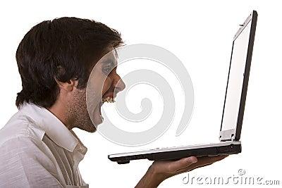 I hate computers!