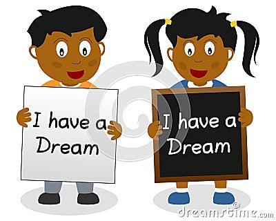 I Have a Dream Kids