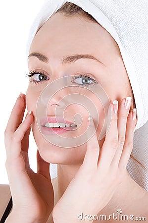I have nice smooth skin