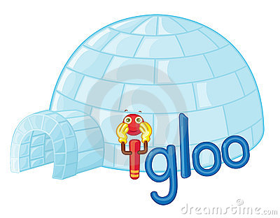 I for igloo