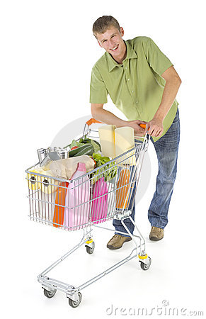 I like shopping