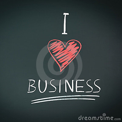 I Love Business