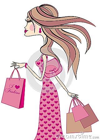 I Love Fashion Stock Photos Image 10569583
