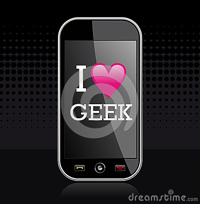 I love geek illustration