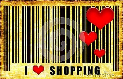 I Love Heart Shopping