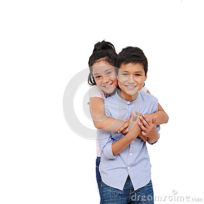 Free I Love My Brother Royalty Free Stock Photos - 97779958