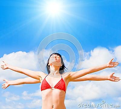 I love my sun