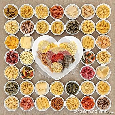 Free I Love Pasta Royalty Free Stock Photos - 67744178