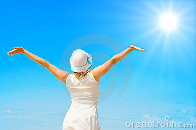 I Love  Summer Sun! Royalty Free Stock Photography - Image: 5846707