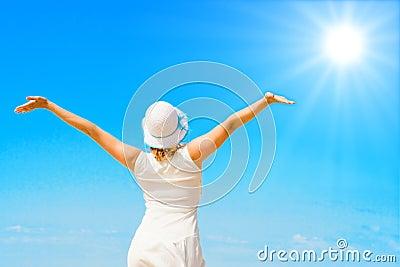 I love  summer sun!