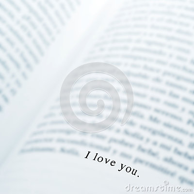 Free I Love You Stock Images - 28563034