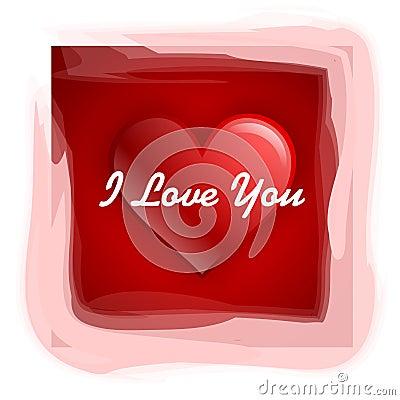 Free I Love You Stock Photo - 3849320